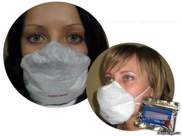 СИЗ органов дыхания для медицинских работников